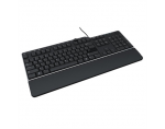 DELL Keyboard (QWERTY) KB-522 Wired Business Multimedia USB Black US/Euro (Kit)
