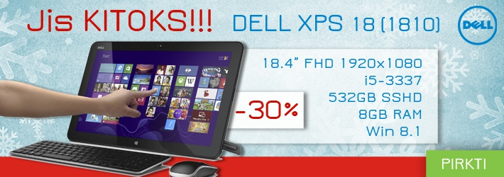 DELL XPS 18 (1810)
