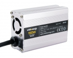 Whitenergy Inverteris AC/DC 12V (automobilis) 230V, 150W USB jugtis, mini