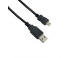 4World Kabelis USB 2.0 MICRO 5pin, AM / B MICRO 0.8m