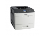 Lexmark MS811dtn Monochrome Laser Printer/ 1200 x 1200 dpi/ 63ppm/ 512MB RAM/ 800MHz CPU/ LCD Display/ Paper feed: 650 sheets/ USB 2.0