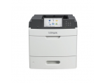 Lexmark MS812de Monochrome Laser Printer/ 1200 x 1200 dpi/ 70 ppm/ 800 MHz/ 512 MB/ 650-Sheet Input/ Integrated Duplex/ 7