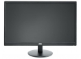 Monitorius AOC e2470Swhe 23.6'' LED FHD, 2xHDMI, Black