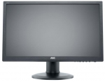 Monitorius AOC e2460Phu 24'', LED, wide Full HD, HDMI, DVI, Garsiakl.