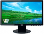 Asus LCD LED VE198S 19'' wide, 5ms, speakers, black