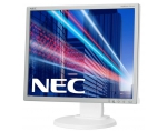 NEC MultiSync LED EA193Mi 19'', IPS, DVI, DP, speakers, white