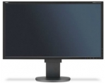 Monitorius NEC MultiSync EA224WMi 21.5'' LED, IPS, DVI, HDMI, DP, pivot, Juodas