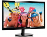 Monitor Philips 246V5LSB/00, 24'' LED, FullHD,DVI, black