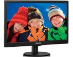 Monitorius Philips V-line 203V5LSB26/10 19.5'' LED, 5ms, Juodas