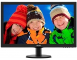 Monitorius Philips V-line 273V5LHSB/00 27'' LED Full HD,HDMI,EPEAT Silver,ES 6.0