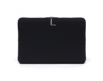 "Tucano COLORE Laptop Sleeve for 13"" (Black) / Neoprene"