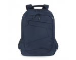 "Tucano LATO Backpack for 15.6-17"" PC and 17"" MacBook Pro (Blue) / Polyester / Interior: 42x28"