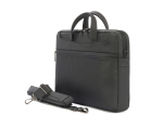 "Tucano WORK_OUT slim bag for MacBook Air/Pro 13"" and Ultrabook 13"" + iPad and tablet (Black)"