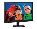 "PHILIPS 223V5LSB 21.5"" WLED LCD 1920x1080/ 16:9 Full HD/ 0.248/ 5ms/ 250cdqm/ 10.000.000:1 (1000:1)/ 170"