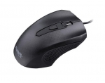 Optical mouse Natec PUFFIN USB, Black