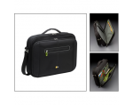 "Case Logic PNC216 Laptop Briefcase for 16""/ Nylon/ Black-Green/ For (39.2 x 4.0 x 30.0cm)"