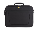 "Case Logic VNCI217 Laptop Briefcase for 17""/ Polyester/ Black/ For (41.7x4.4x30 cm)"