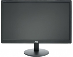 AOC Monitor LED e970swn 18,5'' wide; 16M DCR; 5ms; black