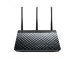 ASUS RT-N18U 2.4 GHz 600 Mbps High Power Router: 4 x RJ45 for 10/100/1000/Gigabits BaseT for LAN
