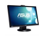 "ASUS VK248H 24"" WIDE LED LCD/ 0.277/ 1920x1080/ 5M:1/ 2ms/ H=170 V=160/ 250cdq/ HDCP/ HDMI/ DVI-D/ D-Sub/ Speakers 2W x 2 Stereo RMS/ VESA Wall Mounting/ Black"