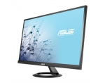 "ASUS VX279Q 27"" AH-IPS Full HD Wide LED / 0.3111/ 1920x1080/ 80M:1/ 5ms (Gray to Gray)/ H=178 V=178/ 250cdqm/ 2x1"
