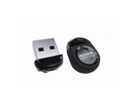 A-DATA Miniature AUD310 8GB Black USB 2.0 Flash Drive