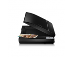 Epson Perfection V370 Flatbed color scanner / 4800 dpi / Color Scan Mode: 48-bit / Grayscale Scan Mode: 16-bit / Hi-Speed USB