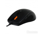 A4Tech mouse N-70FX V-Track Padless USB (Black)